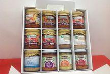 Linea Gourmet / Prodotti selezionati di prima qualità.