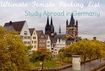 Germany / by USA Study Abroad