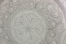 ham seramik motifleri