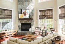 Karen Germond / KMD Interiors - TOP INTERIOR DESIGNER H&D PORTFOLIO - DC/MD/VA - http://www.handd.com/KarenGermond - KMD Interiors focuses on designing and transitioning spaces for those in the midst of lifestyle changes: buying a vacation home, people upsizing or downsizing, empty nesters and retirees.