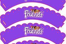 compleanno Daniela Friends