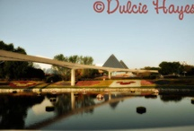 """♥Disney Around The World Through My Lens♥ / Photos I have taken over the yEARS around """"The World"""" / by Dulcie Hayes"""
