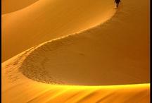 My favourite deserts / Desertos