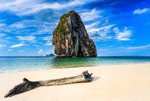 Tayland / Tayland Adaları ve Bangkok