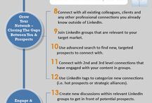 LinkedIn Factoids / by NC State University's Technology Training Solutions
