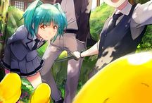 Assassination Classroom / R.I.P Koro Sensei... Even if the questions change, it makes no difference to me. ~Karma