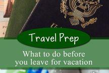 travel prep