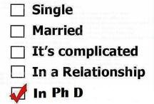 PhD humor