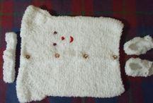 my diy work/örgü/knitting / diy with my mom and me:)