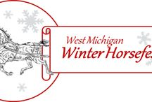 Winter Horsefest / All about the West Michigan Winter Horsefest