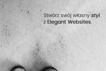 Elegant Websites / Projektowanie stron internetowych na specjalne zamówienie.