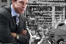 New Head Coach Mike Sullivan / Mike Sullivan was named the ninth head coach in Wilkes-Barre/Scranton Penguins history on June 18, 2015