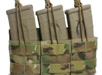 TYR Tactical® Kangaroo Front Flaps / Removable Kangaroo Front Flaps attached to the front of our complete line of Tactical Plate Carriers.