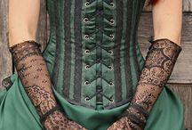 Corset addiction / by Alice In Weddingland