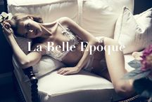 La Belle Époque / Fall 2015 SKIVVIES Collection   La Belle Époque