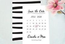 Save the Date Karten