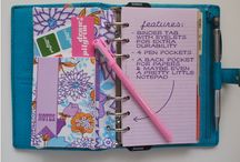 Planner / by Allison Clements