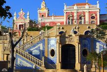 Estoi and Santa Barbara de Nexe / Villages in Faro