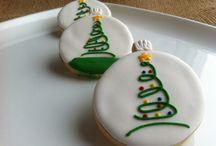 Galletas decorada con azúcar