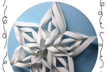 Snowflakes / by Lynn Zinder