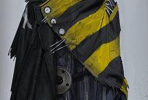 Sci fi: male suits