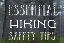 Hiking Tips / A collection of hiking tips to make your adventures more fun and safe!