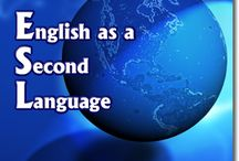 ESL / Teaching and Learning English / by Deniza Usainova