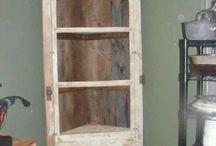 Ideer av gamle dører