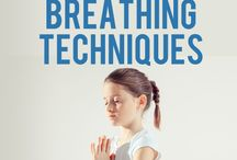 Children yoga/breathing
