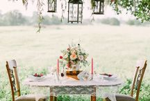 Ideas for a Sweetheart Table