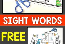 Learn: sight words