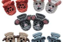 Crochet + Knit Baby