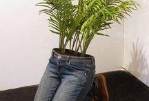 Reciclar con jeans