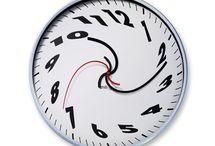 Unusal clocks
