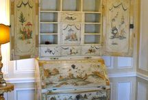 painted furniture / by Amy Eskew