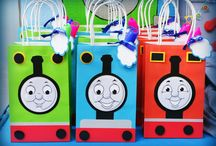 Nico's 2nd Bday! / Thomas and Friends theme