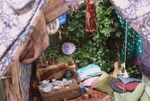 hippie garden / everything about gardens and flowers