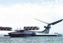 100% ~✈ Russian Ekranoplane