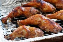 Spice Roasted Chicken Legs / Discover Pins about roasted chicken legs on Pinterest. See more about leg quarters, pollo ... Spicy Roasted Chicken Legs Recipe · Food Network from Food .... / by Maher Mashaal