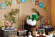 dinosaurio party