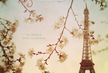 Graphique de France 2015 Wall Calendars / A Stunning range of 16 month Graphique Wall Calendars for 2015 to start organising the new year in style.