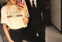 Chiara and Fedez