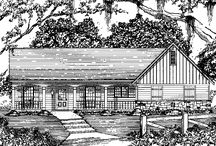 New home plans / by Holly Christensen Johnson