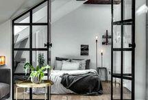 Natural Daylight / Glass walls, glass roofs, veranda, skylight...