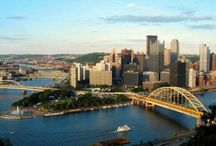 Pittsburgh, PA / by Mary Kraus