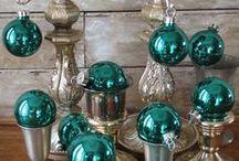 Christmas - Turquoise