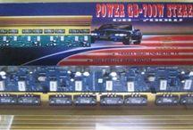 Rakitan GSX012 POWER AMPLIFIER GB700W STEREO