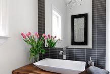 Plan vasque salle eau
