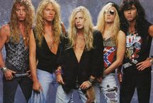Danger Danger (An American Band) / Photos of members in Danger Danger, American rock band