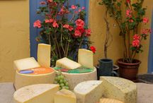 Blessed are the Cheesemakers / Cheese, baby! Artisanal, handmade, traditional CHEESE! / by Jennifer Walker